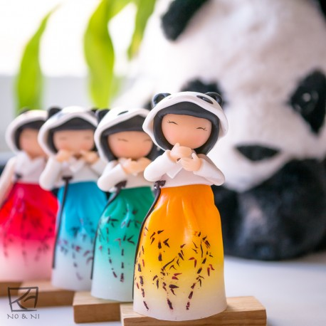 Figurines Panda